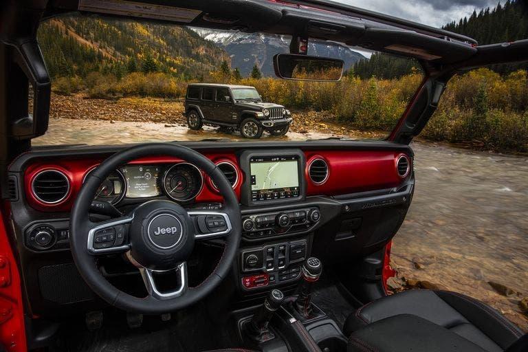 Jeep Wrangler 4xe plug-in hybrid își încarcă bateriile pentru marea lansare de la finalul anului 3