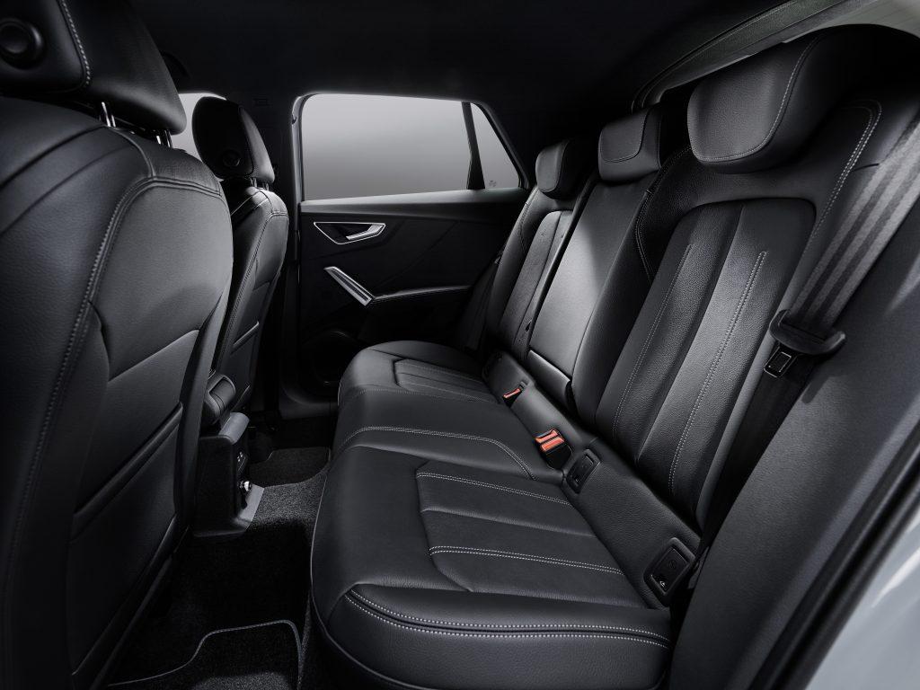 Design dinamic. Clipe incitante la volan.Noul Audi Q2. 5