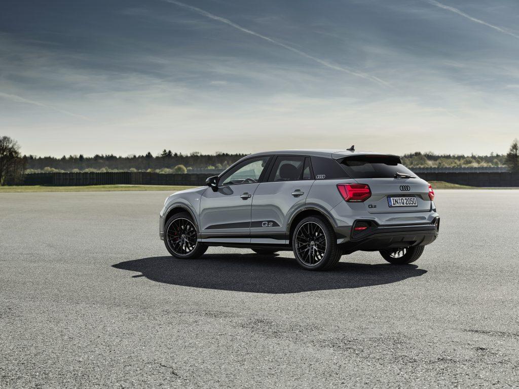 Design dinamic. Clipe incitante la volan.Noul Audi Q2. 6