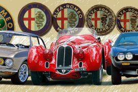 De la A.L.F.A la Alfa Romeo – istoria și simbolismul emblemei 8