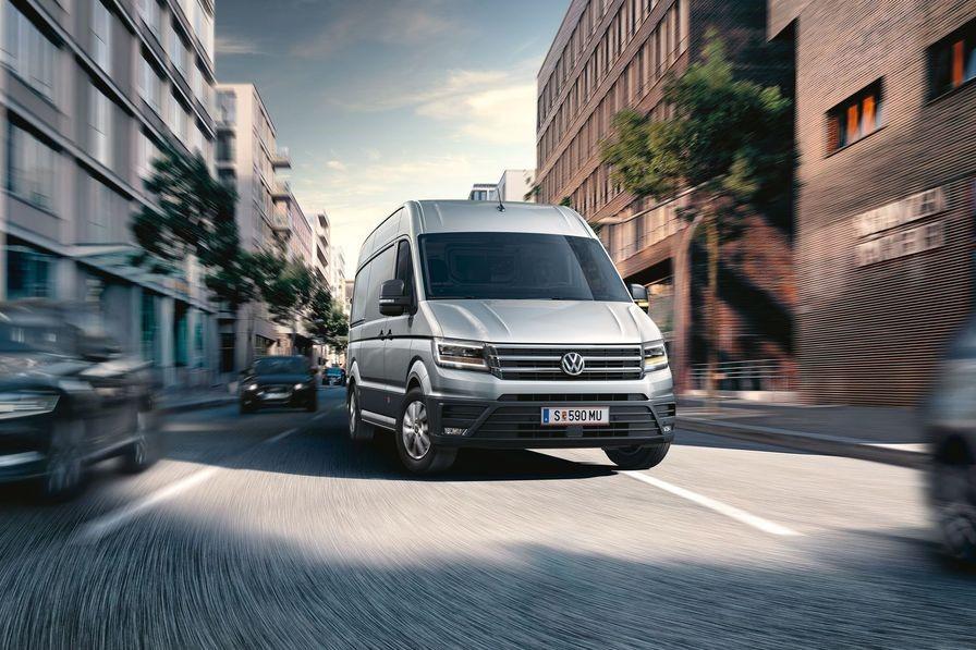 Volkswagen Crafter – Autovehiculul Comercial pregătit pentru sarcinile majore 2