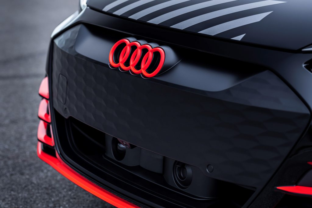 Pasiunea pentru calitate și progresivitate: noul Audi e-tron GT 3