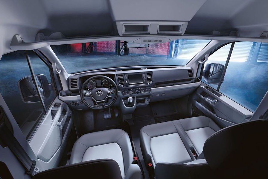 Volkswagen Crafter – Autovehiculul Comercial pregătit pentru sarcinile majore 3