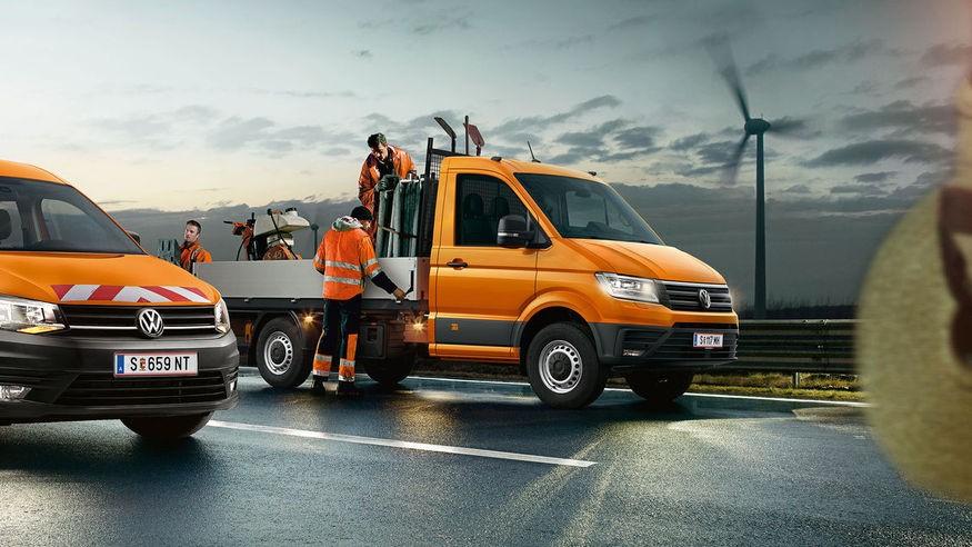 Volkswagen Crafter – Autovehiculul Comercial pregătit pentru sarcinile majore 4