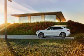 Gama Q8 a fost completată cu un nou hibrid plug-in: Audi Q8 TFSI e quattro 4