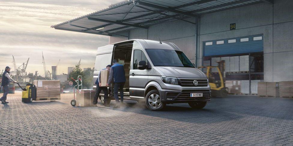 Volkswagen Crafter – Autovehiculul Comercial pregătit pentru sarcinile majore 5