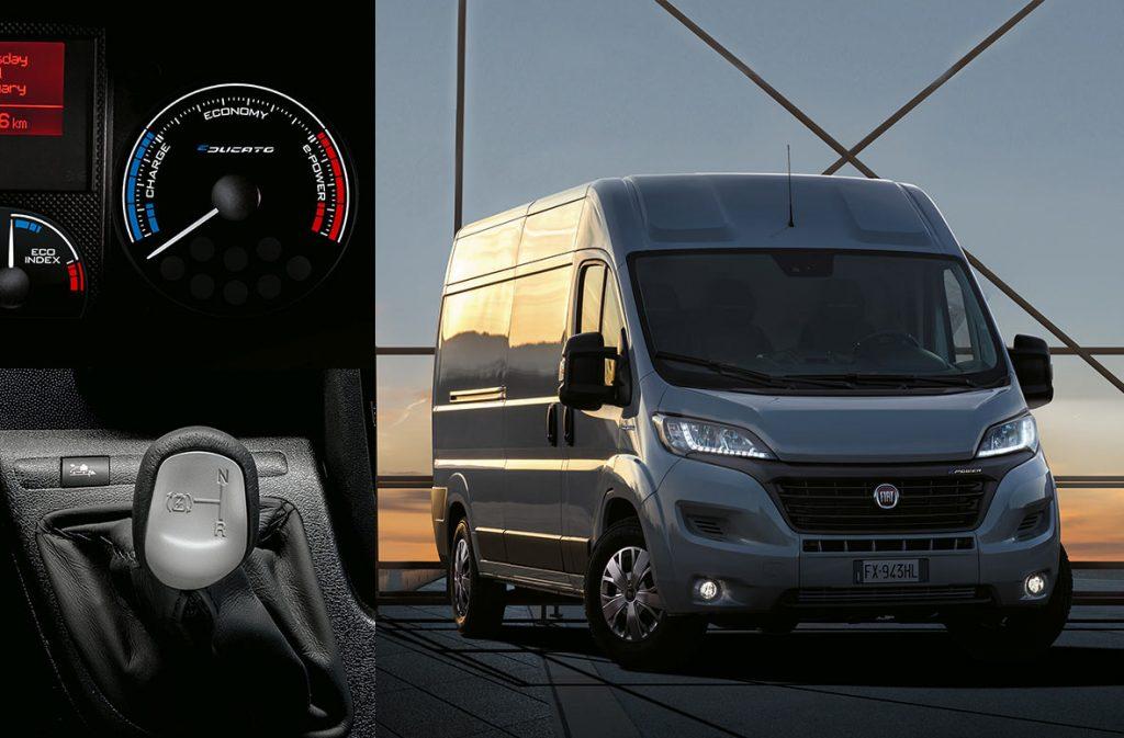 Fiat Professional prezintă E-Ducato – 100% Ducato, 100% electric 1