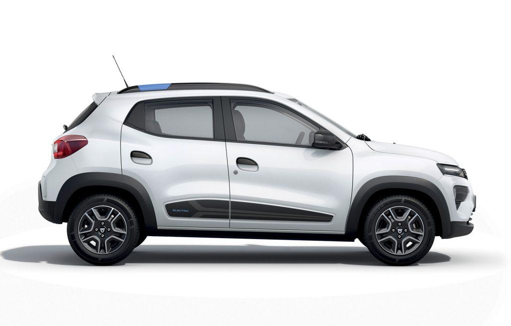 Dacia Spring – informații esențiale despre primul model electric autohton 1