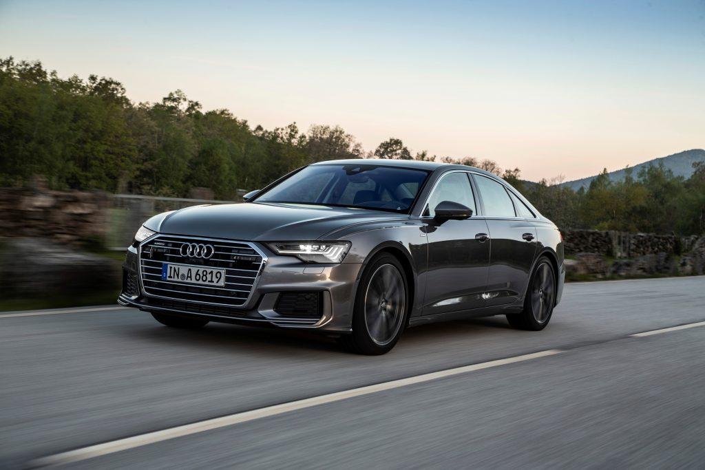Avangardă pentru toate simţurile - Audi A6 Limuzină. 1