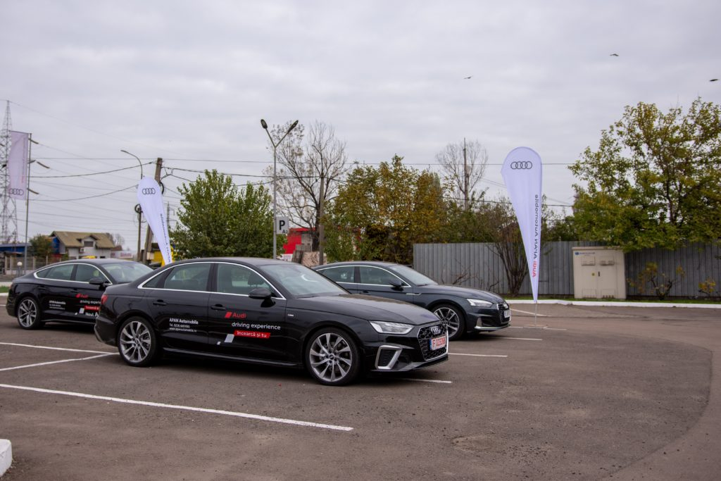 Audi Driving Experience By APAN Automobile Audi Galați 1