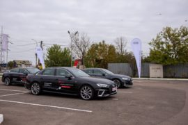 Audi Driving Experience By APAN Automobile Audi Galați 3