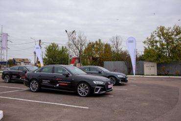 Audi Driving Experience By APAN Automobile Audi Galați 1