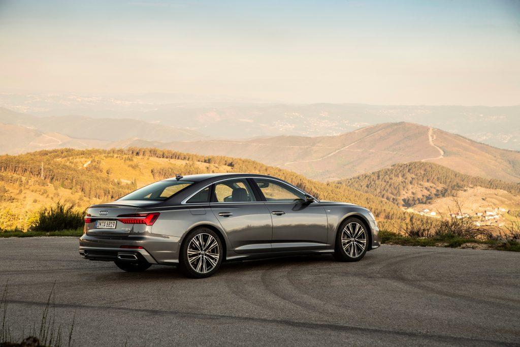 Avangardă pentru toate simţurile - Audi A6 Limuzină. 2