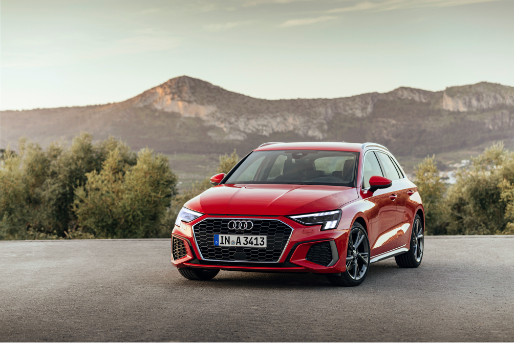 """Succes pentru Audi: A3 Sportback câștigă """"volanul de aur"""" din clasa compactă 3"""