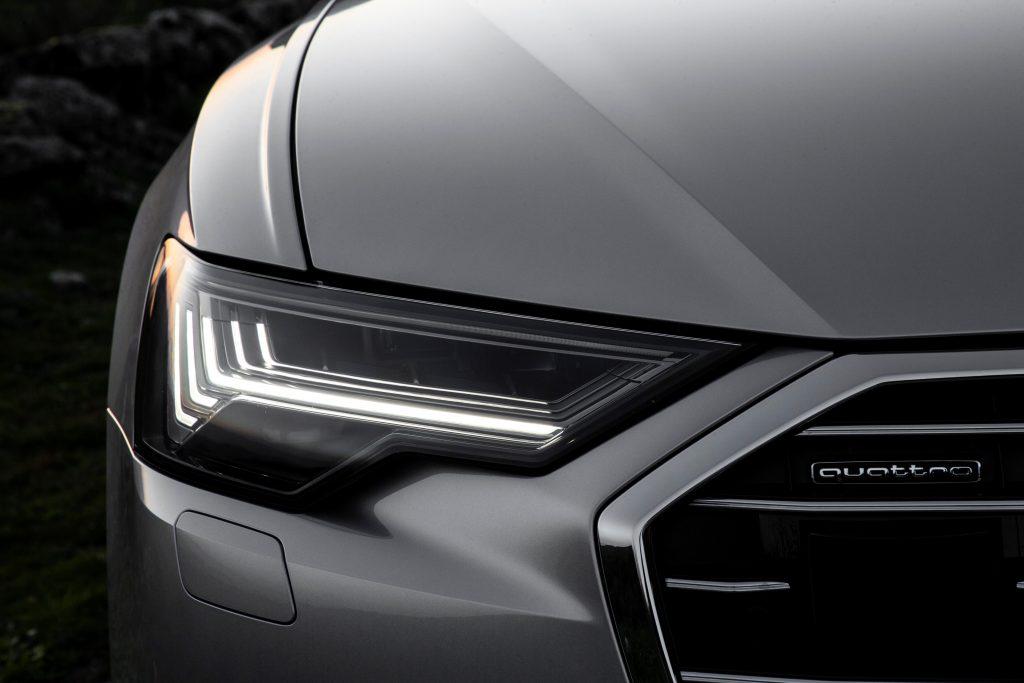 Avangardă pentru toate simţurile - Audi A6 Limuzină. 4