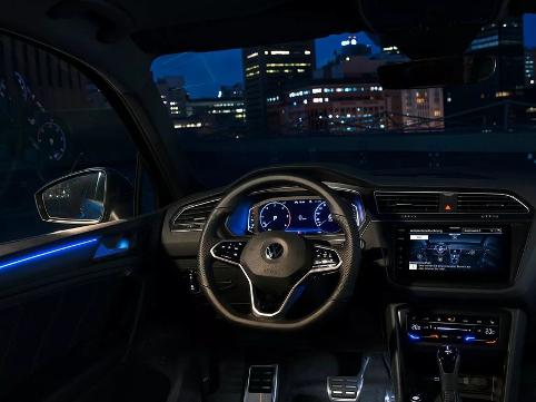 O nouă gândire palpitantă - Noul Volkswagen Tiguan 5