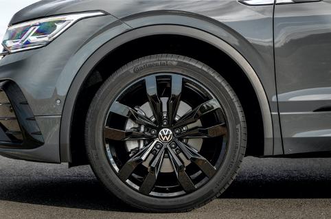 O nouă gândire palpitantă - Noul Volkswagen Tiguan 6