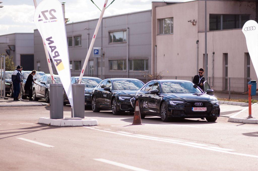 Avangardă pentru toate simţurile - Audi A6 Limuzină. 7