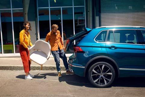 O nouă gândire palpitantă - Noul Volkswagen Tiguan 7