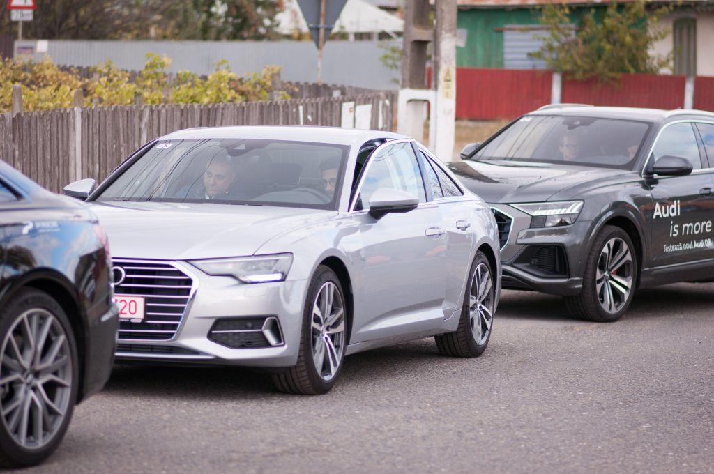 Avangardă pentru toate simţurile - Audi A6 Limuzină. 9
