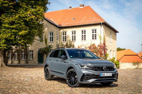 O nouă gândire palpitantă - Noul Volkswagen Tiguan 1