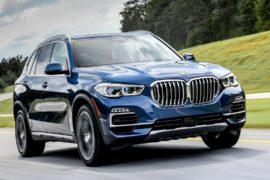BMW mild hybrid. X5 și X6 primesc tehnologia hibridă 6