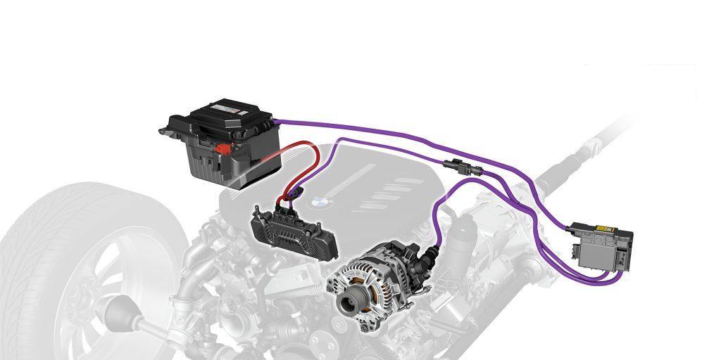 BMW mild hybrid. X5 și X6 primesc tehnologia hibridă 1