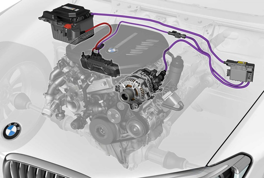 BMW mild hybrid. X5 și X6 primesc tehnologia hibridă 2