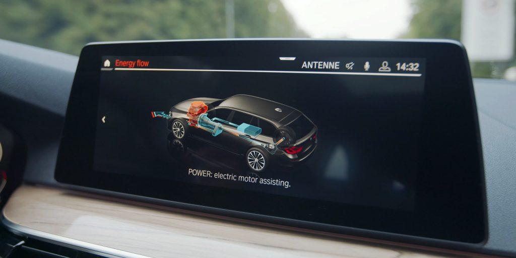 BMW mild hybrid. X5 și X6 primesc tehnologia hibridă 3