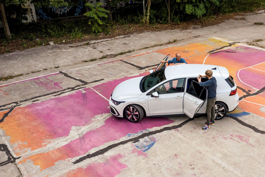 La Volkswagen, designul este un sport de echipă 1