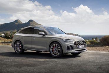 Noul SUV coupe impresionează din exterior cu designul său progresist, marcat de forță expresivă 6