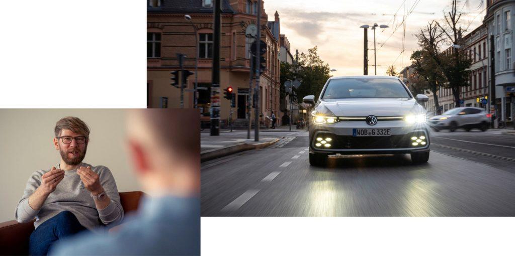 La Volkswagen, designul este un sport de echipă 4