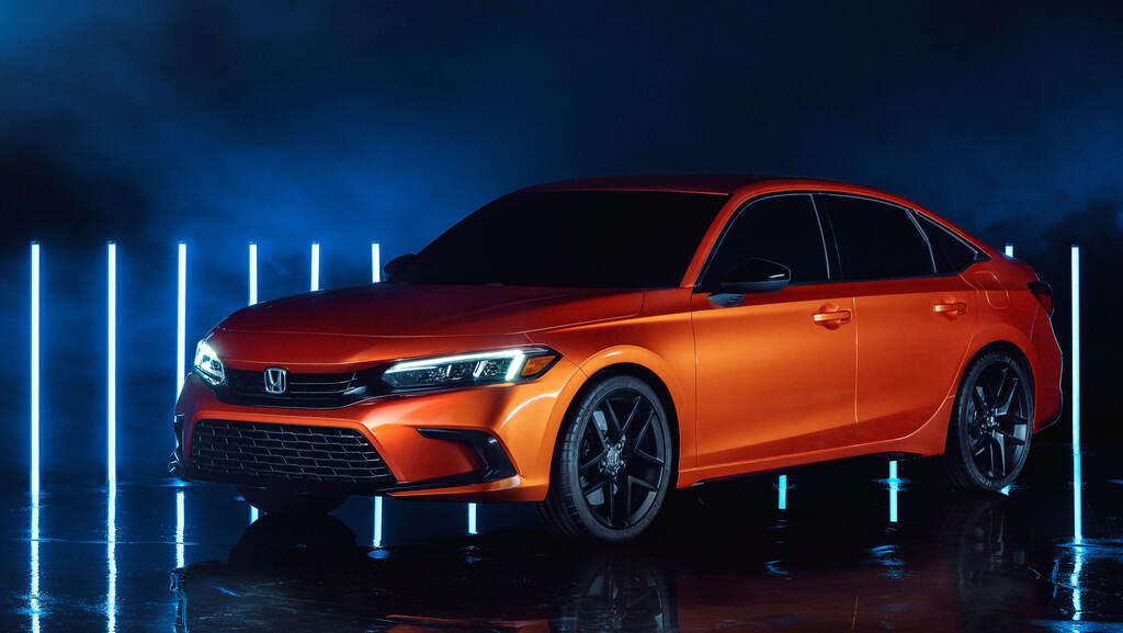 Honda a făcut primele dezvăluiri despre generația următoare de Civic 2
