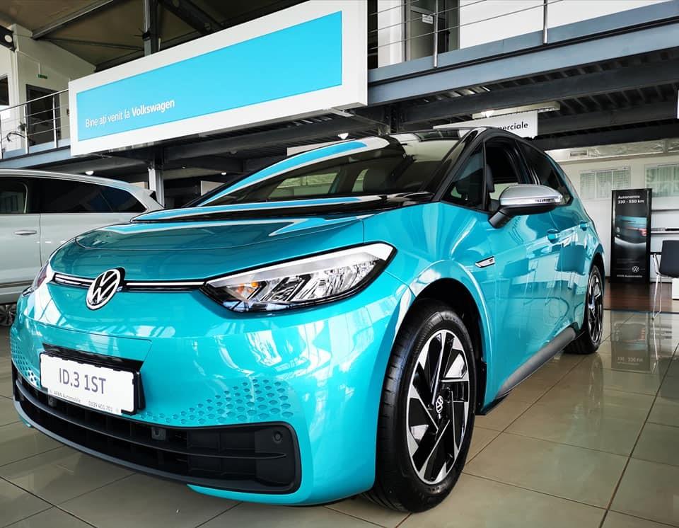 Brandul Volkswagen triplează livrările de vehicule electrice în 2020 2