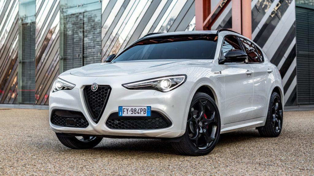 Alfa Romeo lansează Stelvio Veloce Ti 1