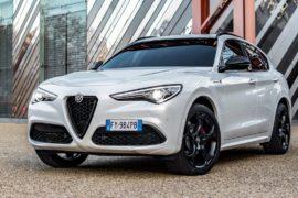 Alfa Romeo lansează Stelvio Veloce Ti 7