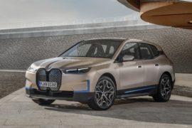 BMW iX sosește în curând, cu o autonomie mai mare de 600 de km și 500 CP 5