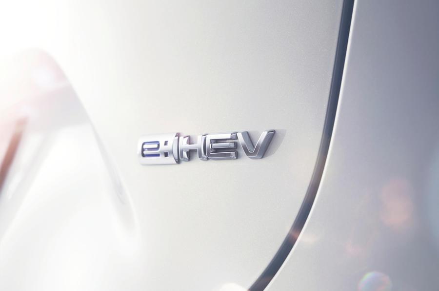Honda HR-V se aliniază la start în cursa electrificării 2