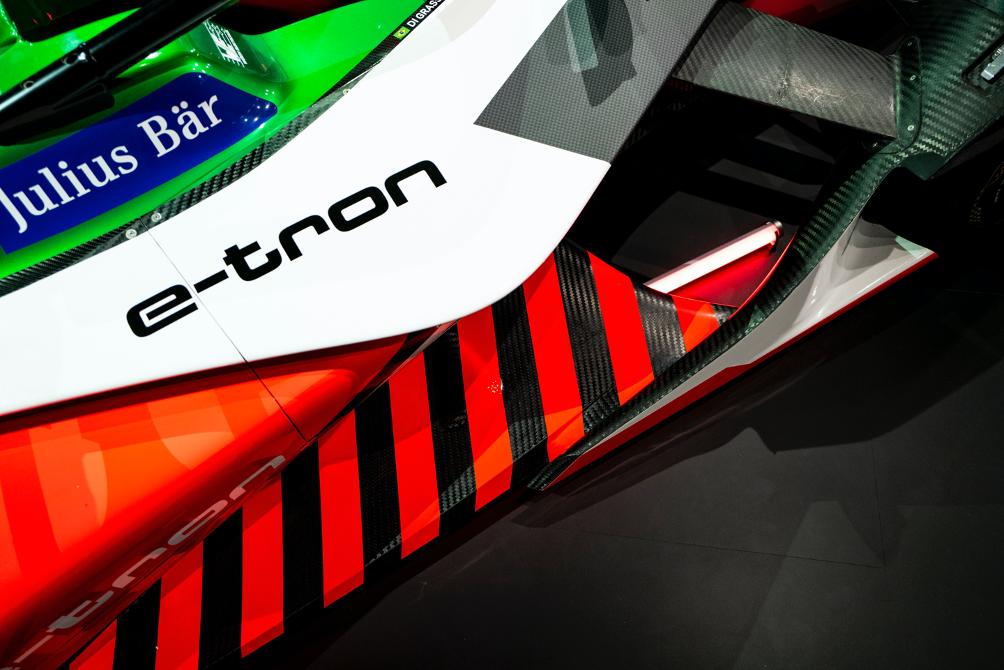Audi luptă pentru titlul de Campion Mondial cu e-tron FE07 1