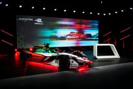 Audi luptă pentru titlul de Campion Mondial cu e-tron FE07 4
