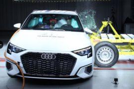 Audi A3 Sportback în topul celor mai sigure mașini vândute astăzi 10