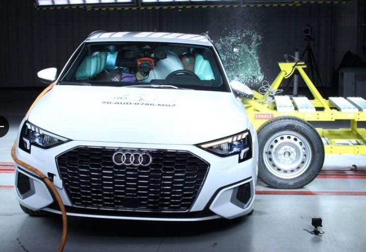 Audi A3 Sportback în topul celor mai sigure mașini vândute astăzi 1