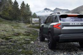 Noi orizonturi pentru Dacia – Conceptul Bigster 7