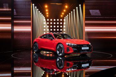 Premiera mondială online a Audi e-tron GT 7