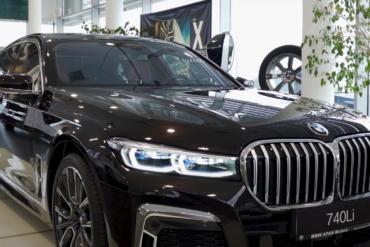 BMW Seria 7, definiția luxului suprem 8