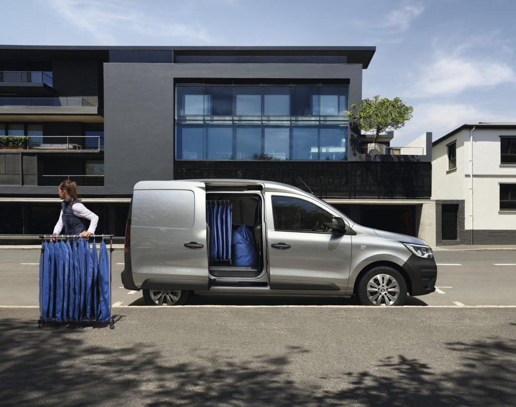 Noul Express: Familia autoutilitarelor Renault se extinde 1