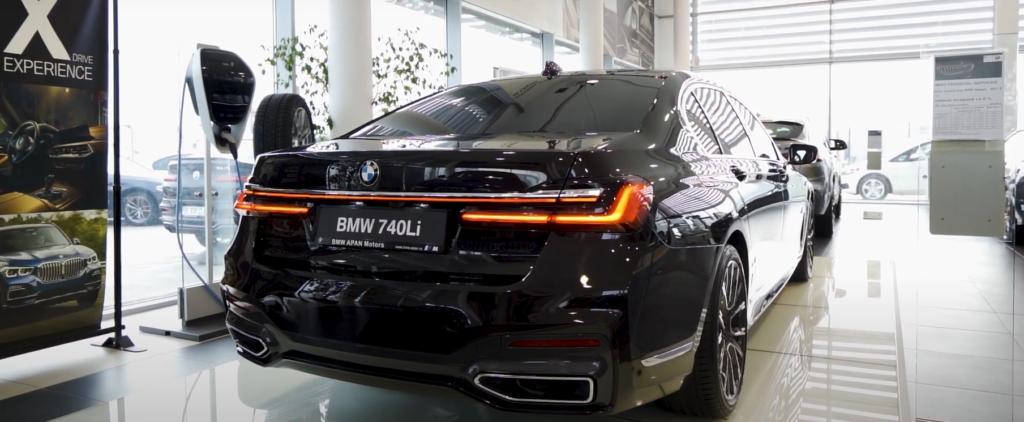 BMW Seria 7, definiția luxului suprem 1