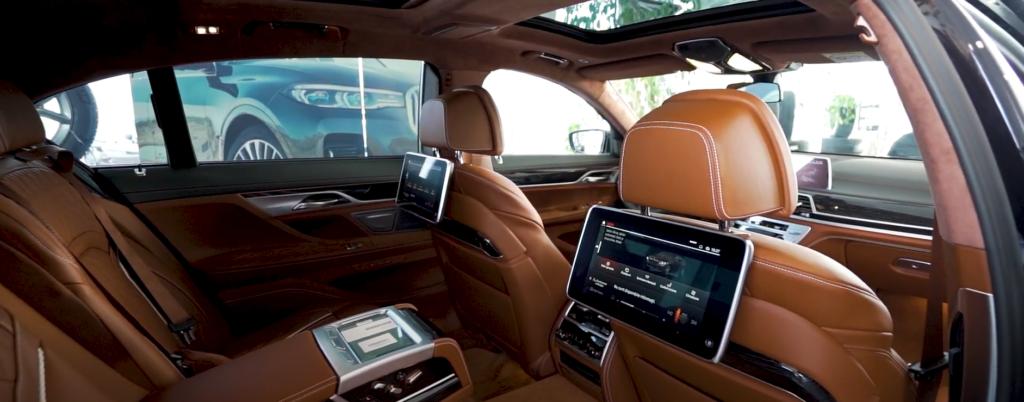 BMW Seria 7, definiția luxului suprem 3