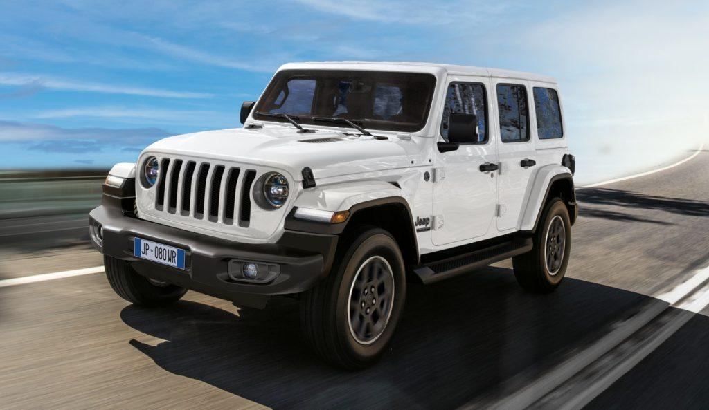 Jeep aniversează 80 de ani de istorie și inovație cu ediții speciale 2