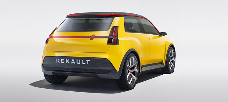 «NOUVELLE VAGUE» RENAULT 5